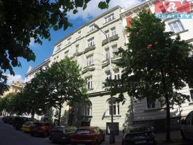 Prodej, nebytový prostor, 270 m2, Praha 2, Vinohrady