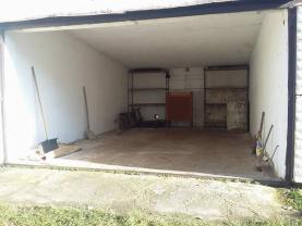 Prodej, garáž, 28 m2, Opava - Předměstí