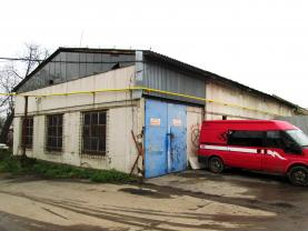 Pronájem, garáž, 55 m2, Brno - Královo Pole
