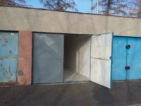 Prodej, garáž, 20 m2, Ostrava - Martinov