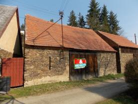 Prodej, stodola, 188 m2, Manětín - Rabštejn nad Střelou