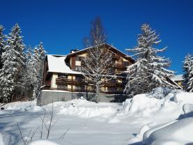 Prodej, byt 2+kk, 63 m2, Harrachov