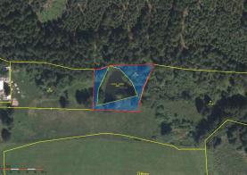Prodej, rybník, 3266 m2, Studánka u Aše