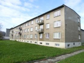Prodej, nájemní dům, 2592 m2, Ostrava, ul. Olešní