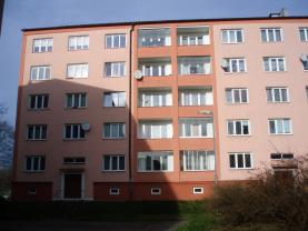 Prodej, byt 2+1, 54 m2, OV, Cheb, ul. Jungmannova