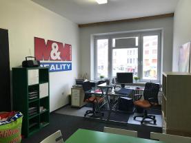 Pronájem, kancelář 48,8 m2, Vyškov, Masarykovo náměstí