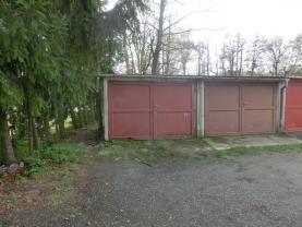 Prodej, garáž, Žďár nad Sázavou