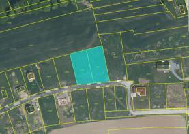 Prodej, Stavební parcela,3078 m2 Šťáhlavy