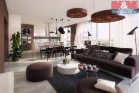 Prodej, byt 5+kk, 160 m2, OV, Praha 2, ul. Podskalská