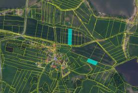 Prodej, orná půda, 5191 m2, Černice u Defurových Lažan