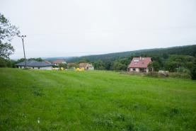Prodej, stavební parcela, 6748 m2, Velenov
