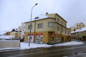 Pronájem, obchodní prostory 50 m2 , Jindřichův Hradec