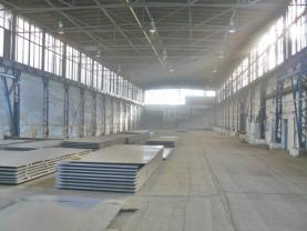 Prodej, výrobní hala, 2500 m2, Ostrava - Vítkovice