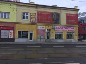 Pronájem, komerční prostory, 100 m2, Ostrava, ul. 28 října