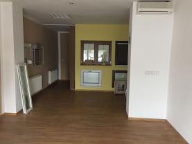 (Pronájem, komerční prostory, 100 m2, Ostrava, ul. 28 října), foto 2/3