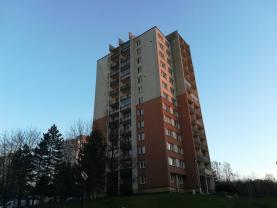 Prodej, byt 1+kk, 28 m2, Ostrava - Výškovice, ulice Lumírova