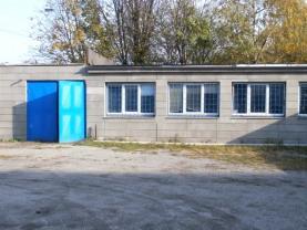 2-vjezdová vrata (Pronájem, obchodní objekt, 220 m2, Moravská Ostrava), foto 2/7