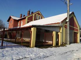 Prodej, ubytovací zařízení, Ostrava, ul. Těšínská