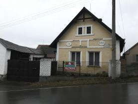 Prodej, rodinný dům 2+1, 571 m2, Chrášťany - Doubravka