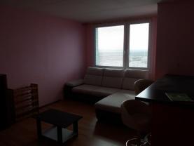 obývací pokoj (Pronájem, byt 3+kk, 66 m2, Praha 4 - Háje), foto 2/11