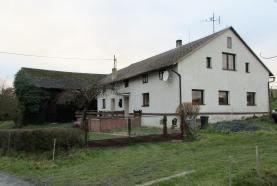 Prodej, zemědělská usedlost, 2678 m2, Chalupy u Všerub