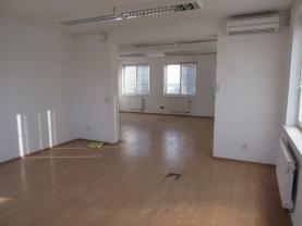 Pronájem, kancelářské prostory, Brno, ul. Hviezdoslavova