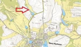 Rychnov_orto1 (Prodej, louka, 4977 m2, Nový Rychnov), foto 3/3