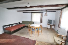 Obývací pokoj (Prodej, chalupa 3+1, Česká Lípa - Malá Bukovina), foto 4/20