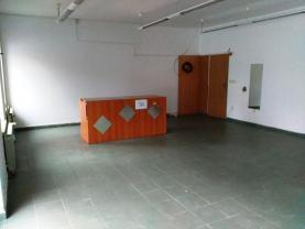 Pronájem, obchodní prostor, 53 m2, Český Těšín