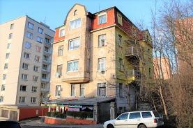 Pronájem, byt 1+kk, 24 m2, Ústí nad Labem, ul. Žukovova