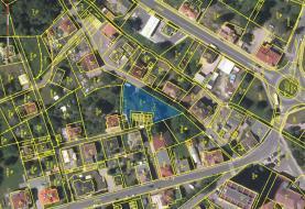 Prodej, pozemek, 995 m2, Jablonec nad Nisou, ul. Pionýrů