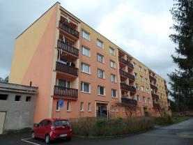 Prodej, byt 2+1, OV, 63 m2, Stráž pod Ralskem