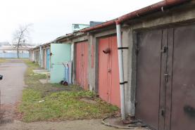 Prodej, garáž, 20 m2, Ostrava - Přívoz