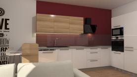 Prodej, byt 3+kk, 78 m2, Plzeň, ul. Dobrovského BYT č. 2