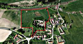 Prodej, zemědělský objekt, 62682 m2, Dříteň - Radomilice