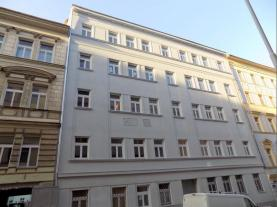 Prodej, byt 1+kk, 23 m2, Praha 3 - Žižkov, ul. Cimburkova
