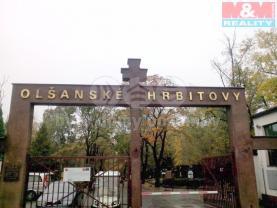 Prodej, hrobka, Praha 3 - Žižkov, ul. Vinohradská