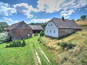 Prodej, zemědělská usedlost, Luka nad Jihlavou