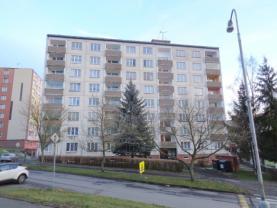 Prodej, byt 1+1, 44 m2, Sokolov, ul. Závodu Míru