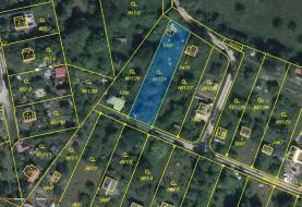 Prodej, zahrada, 540 m2, Strakonice