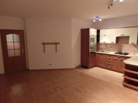 Prodej, byt 2+kk, 62 m2, Jílové u Prahy