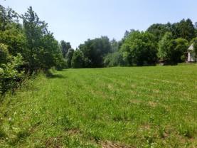 Prodej, stavební pozemek, 3330 m2, Kaňovice