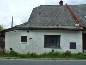 Prodej, rodinný dům 1+1, 48 m2, Bystré, ul. Na Příkopech
