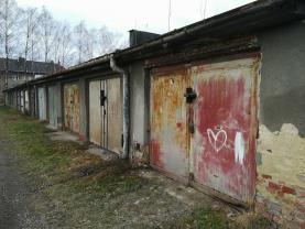 Prodej, garáž, 23 m2, Ostrava, ul. Místecká