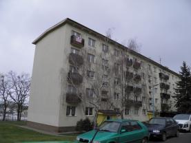 Prodej, byt 2+1, balkon, Milovice