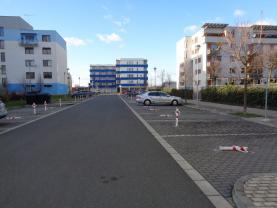 Pronájem, venkovní parkovací stání, Poděbrady, ul.Čechova