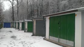 Prodej, garáž, 19 m2, Děčín, ul. Bynovská