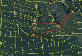 Prodej, pozemek, 11640 m2, Kudlovice
