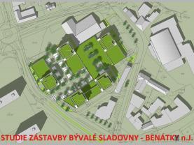 Prodej, developerský projekt, 10000 m2, Benátky nad Jizerou