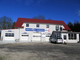 Prodej, Obchodní objekt, Františkovy Lázně, Americká
